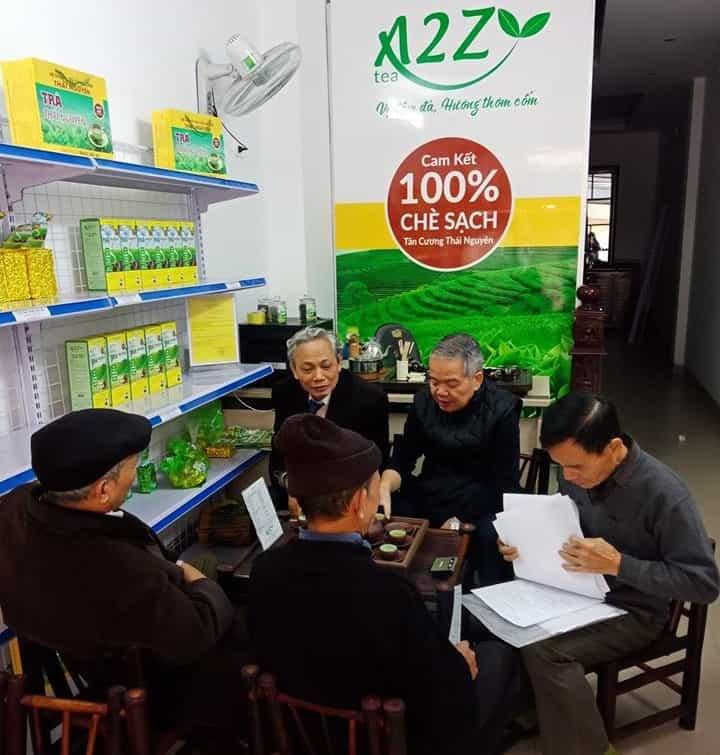 Phân biệt Trà Thái Nguyên số 5 Đội Cấn và Trà Sạch A2Z Tea