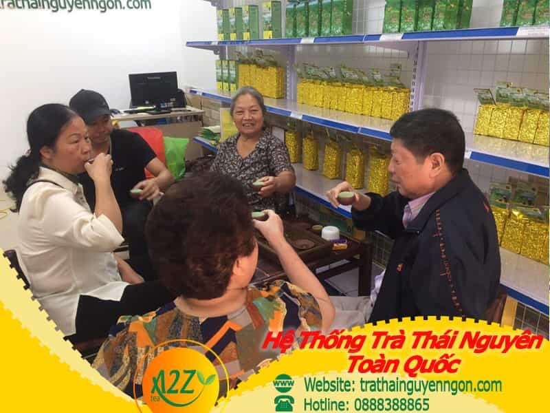 Trà Thái Nguyên Tại Phú Quốc | Giao Trà Nhanh Tận Nơi